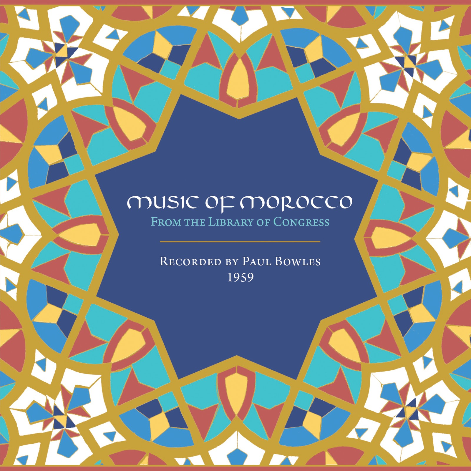 Music of Morocco from the Library of Congress