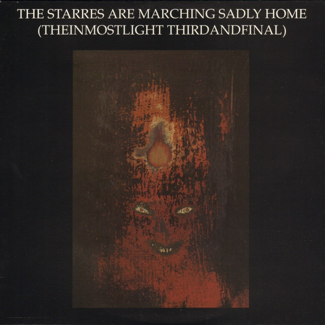 Current 93 - The Starres Are Marching Sadly Home