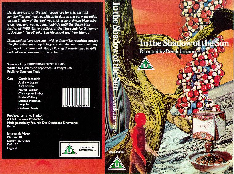 In The Shadow of the Sun (1980) by DEREK JARMAN