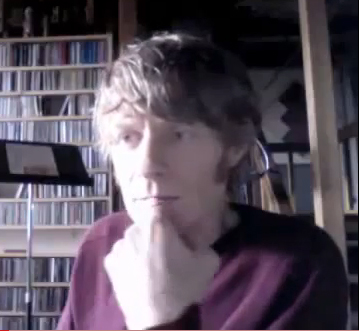 JG Thirlwell still from Under Your Skin
