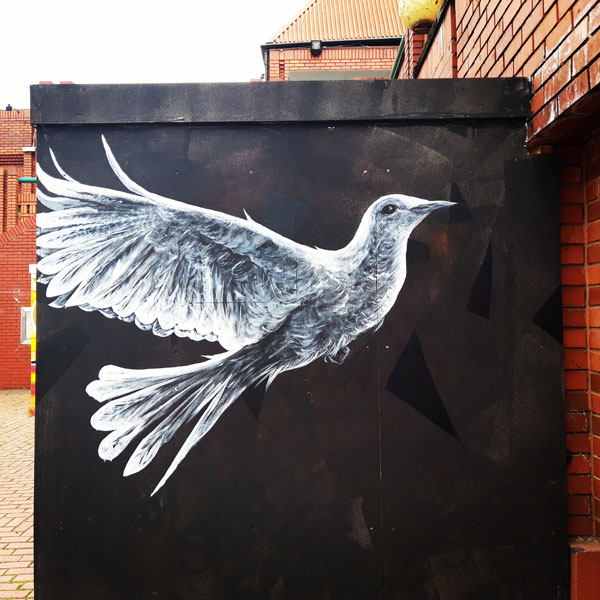 Mural by Timothy